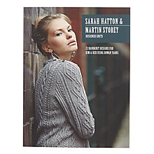 Buy Rowan Designer Knits by Sarah Hatton & Martin Storey Knitting Pattern Book Online at johnlewis.com