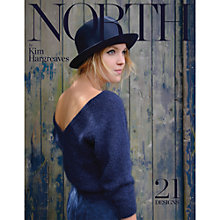 Buy North by Kim Hargreaves Knitting Pattern Book Online at johnlewis.com