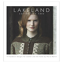 Buy Lakeland by Marie Wallin Knitting Pattern Book Online at johnlewis.com