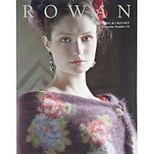 Buy Rowan Knitting & Crochet Magazine Number 54 Online at johnlewis.com