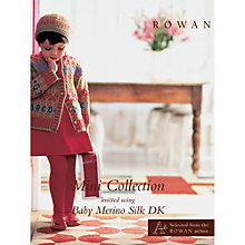 Buy Rowan Archive Mini Collection Baby Merino Silk DK Knitting Pattern Book Online at johnlewis.com