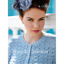 Buy Rowan Truesilk Collection by Martin Storey Knitting Pattern Book Online at johnlewis.com