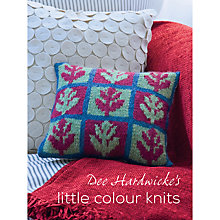 Buy Rowan Dee Hardwicke's Little Colour Knits Pattern Book Online at johnlewis.com
