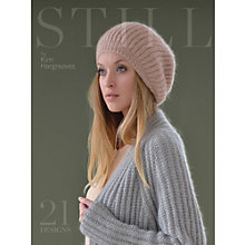 Buy Still by Kim Hargreaves Knitting Pattern Book Online at johnlewis.com