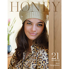 Buy Honey by Kim Hargreaves Knitting Pattern Book Online at johnlewis.com