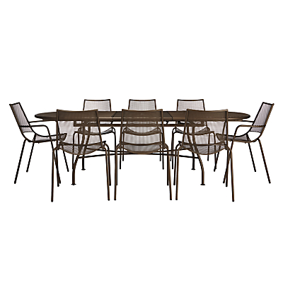 John Lewis Ala Mesh Extending Table & Chairs Dining Set