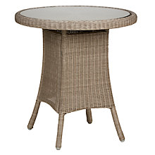 Buy John Lewis Eve Bistro Table Online at johnlewis.com