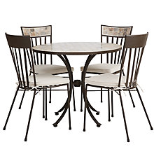 Buy John Lewis Petra 4-Seater Table Set Online at johnlewis.com