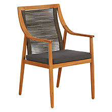 Buy John Lewis Fusion Javi Teak Dining Chair Online at johnlewis.com