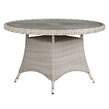 Buy John Lewis Dante 4 Seater Outdoor Dining Table Online at johnlewis.com