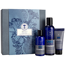 Buy Neal's Yard Remedies MENS Organic Grooming Collection Online at johnlewis.com