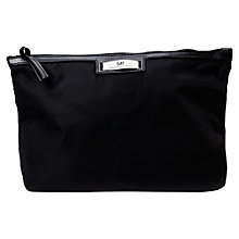 Buy Et DAY Birger et Mikkelsen Gweneth Small Pouch, Black Online at johnlewis.com