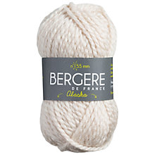Buy Bergere De France Alaska Chunky Wool Mix Yarn, 50g Online at johnlewis.com