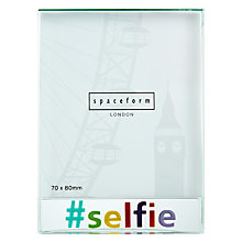Buy Spaceform Selfie Frame Online at johnlewis.com