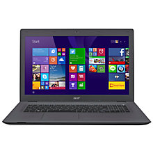"Buy Acer Aspire E5-573 Laptop, Intel Core i5, 4GB RAM, 1TB, 15.6"", Grey Online at johnlewis.com"