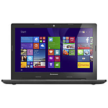 "Buy Lenovo Z50 Laptop, AMD A10, 8GB RAM, 1TB, 15.6"" Online at johnlewis.com"