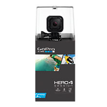Buy GoPro Hero4 Session Waterproof Camcorder, HD 1080p, 8MP, Wi-Fi, Bluetooth Online at johnlewis.com