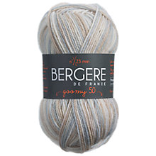 Buy Bergere De France Goomy 50 Wool Mix 4 Ply Yarn, 50g Online at johnlewis.com