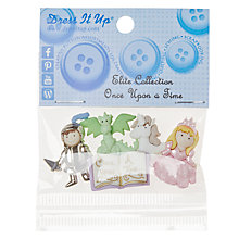 Buy Jesse James Fairytale Paper Toppers, Multi Online at johnlewis.com