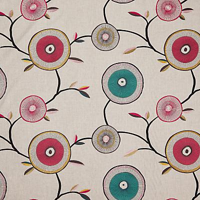 Harlequin Heirloom Furnishing Fabric, Raspberry