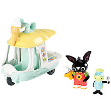Buy Fisher-Price Bing Bunny Gilly's Ice Cream Van Online at johnlewis.com
