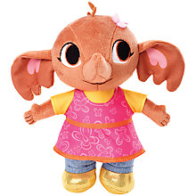 Buy Fisher-Price Bing Bunny Sula Plush Soft Toy Online at johnlewis.com