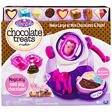 Buy Cool Create Chocolate Treats Maker Online at johnlewis.com