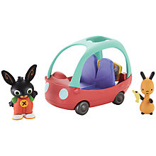 Buy Fisher-Price Bing Bunny Flop's Car Online at johnlewis.com