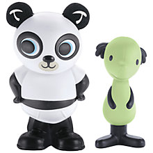 Buy Fisher-Price Bing Bunny Pando & Padget Figures Online at johnlewis.com