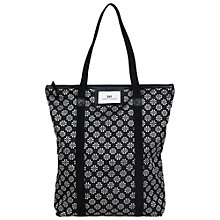 Buy Et DAY Birger et Mikkelsen Gweneth Hearts Tote Bag, Black Online at johnlewis.com