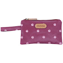 Buy Brakeburn Polka Dot Purse, Red Online at johnlewis.com