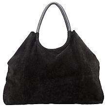Buy Collection WEEKEND by John Lewis Miriam Suede Tote Bag Online at johnlewis.com
