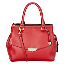 Buy Fiorelli Mia Grab Bag, Red Online at johnlewis.com