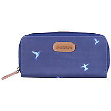 Buy Brakeburn Hummingbird Large Canvas Purse, Navy Online at johnlewis.com