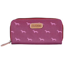 Buy Brakeburn Sausage Dog Large Canvas Purse, Red Online at johnlewis.com