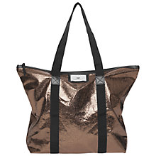 Buy Et DAY Birger et Mikkelsen Gweneth Tote Bag, Metallic Online at johnlewis.com