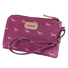 Buy Brakeburn Sausage Dog Clutch Purse, Burgundy Online at johnlewis.com