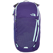 Buy The North Face Pinyon Women's Backpack, Purple Online at johnlewis.com