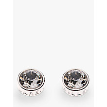 Buy Karen Millen Logo Stud Earrings Online at johnlewis.com