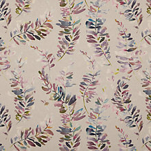 Buy Voyage Saskia Furnishing Fabric, Lotus Online at johnlewis.com