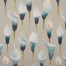 Buy Voyage Arum Lily Furnishing Fabric Online at johnlewis.com