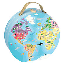 Buy Janod Blue Planet Puzzle, 208 Pieces Online at johnlewis.com