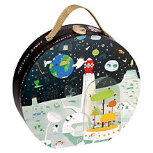 Buy Janod Space Mission Puzzle, 100 Pieces Online at johnlewis.com