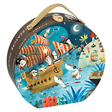 Buy Janod Treasure Hunt Puzzle, 36 Pieces Online at johnlewis.com