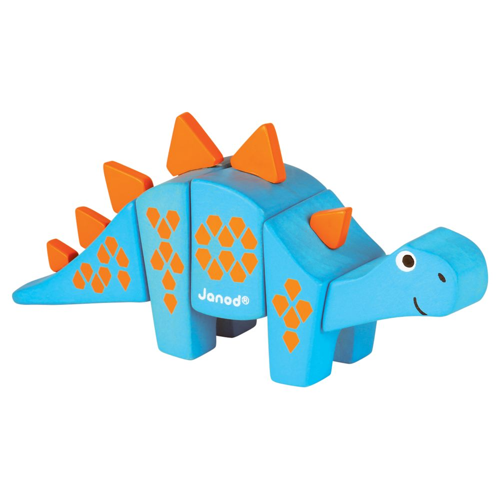 Janod Janod Animal Kit, Stegosaurus