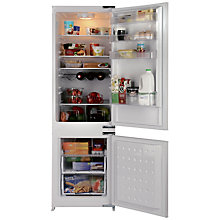 Buy Beko BCC7030F Built-In Fridge Freezer, A+ Energy Rating, 54cm Wide Online at johnlewis.com