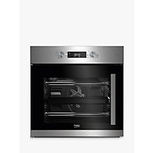 Buy Beko BIF22300XL Built In Electric Single Oven, Stainless Steel Online at johnlewis.com