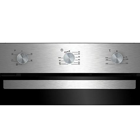 beko built in oven instructions