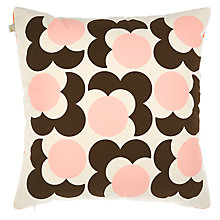 Buy Orla Kiely Bigspot Flower Reversible Cushion Online at johnlewis.com
