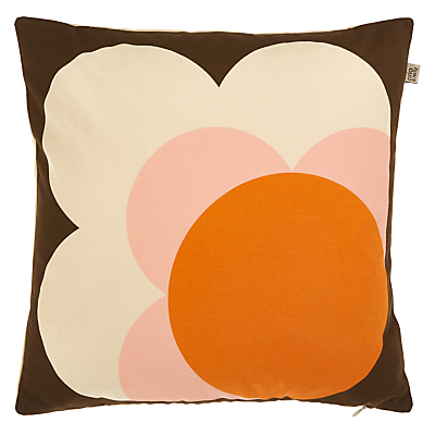 Orla Kiely Single Bigspot Flower Reversible Cushion